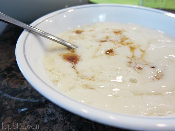LePetitOven_Ginger_Tofu_Dessert_Soup