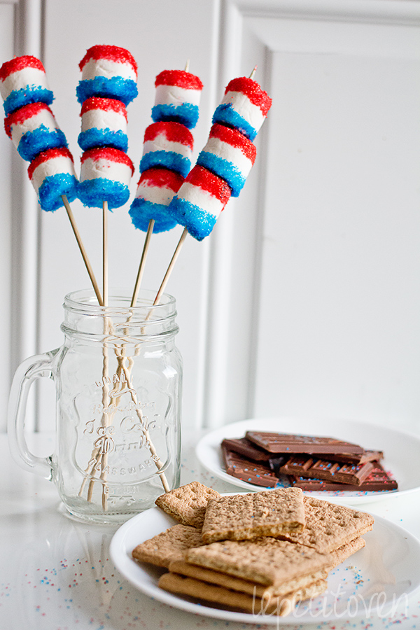 LePetitOven_4th_of_July_Smores_Bar_4