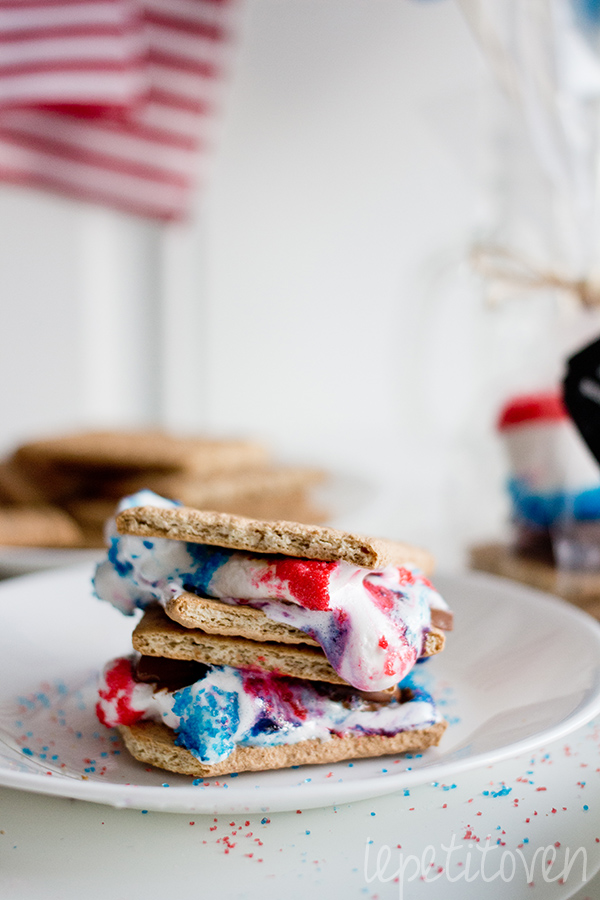 LePetitOven_4th_of_July_Smores_Bar_8